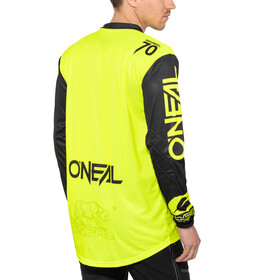 O'Neal Threat Maillot Hombre, RIDER neon yellow